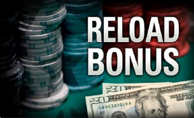 Monthly (regular, reload) casinos bonuses